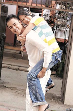 明道和陈乔恩的《王子变青蛙》曾创下偶像剧最高收视率