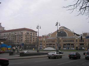 基辅的房租明显比其他前苏联加盟共和国首都要贵,甚至接近莫斯科。