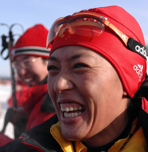 11界冬运会 刘显英夺金的秘密加速器