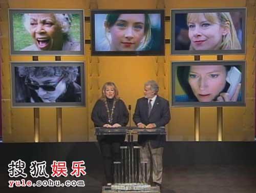 凯西-贝茨和学院主席宣布了第80届奥斯卡电影金像奖提名名单