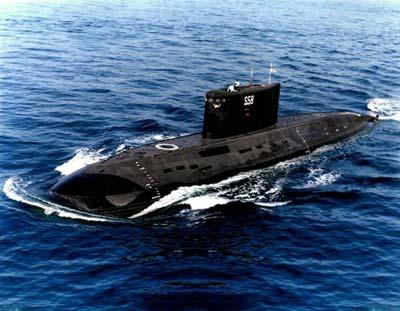 """据俄罗斯媒体17日报道,继因价格谈不拢而拒绝接收俄方提供的""""戈尔什科夫海军上将""""号航母后,印度当局又拒绝接收去年交由俄方进行现代化改造的""""海上胜利""""号俄制""""基洛""""级柴电潜艇。"""