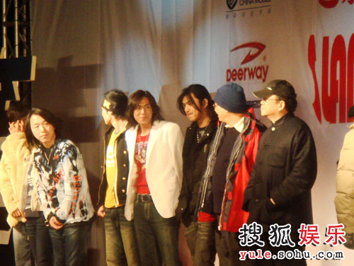 图:《大灌篮》上海开机发布会-01