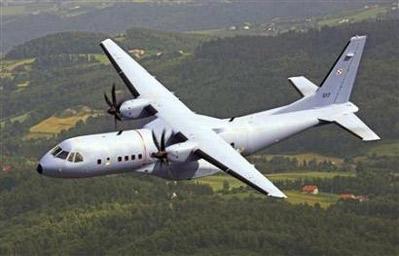 波兰军用运输机