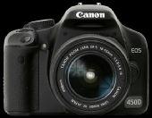 佳能发布最新数码单反相机E0S450D