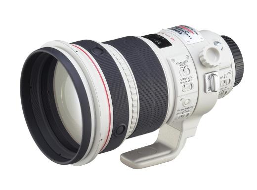 EF 200mm f2L IS USM