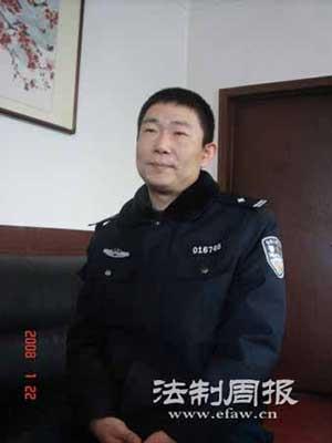 案件速破后,太原市公安局千峰派出所刑侦队队长武平如释重负。