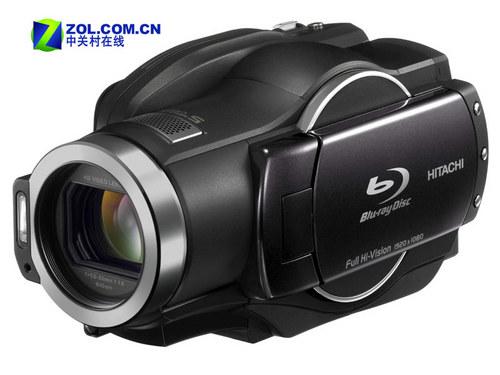 蓝光硬盘双存储 日立高清摄像机BD9H发布