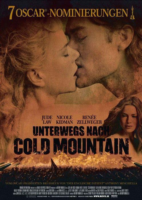 2004年第54届:《冷山》