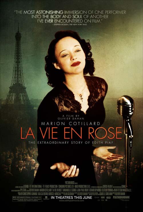 2007年第57届:《玫瑰人生》