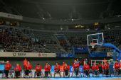 图文:轮椅篮球邀请赛加拿大夺冠 铜牌荷兰