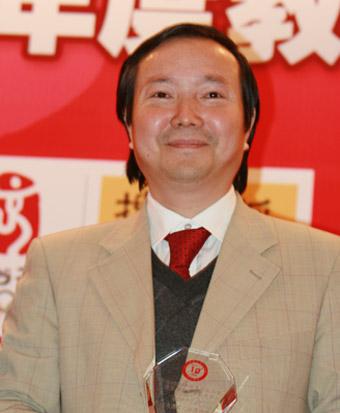 北京巨人教育集团董事长及总裁尹雄