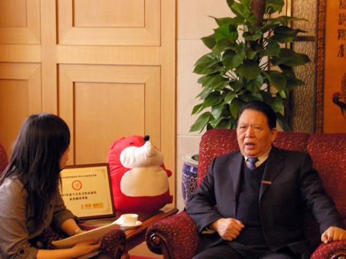 西安翻译学院院长、董事长丁祖诒