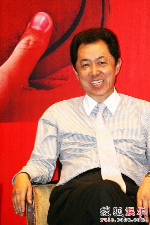 《大灌篮》主创做客搜狐 朱延平大笑