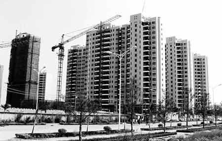 今年福州将探索实施经济租赁房制度,首批提供600套经济租赁房,解决在榕创业就业各类人才的住房困难。(资料图片)