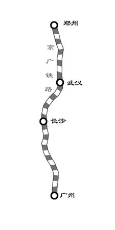 广铁集团湖南境内京广等干线供电接触网多处断电或欠压,电力机车无法运行