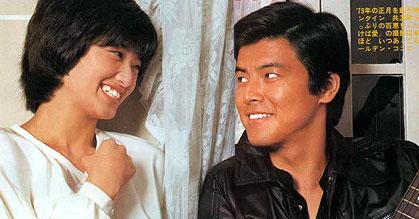 三浦友和山口百惠透露 偶像夫妻 诀窍图片