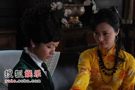 张馨文、杨若兮