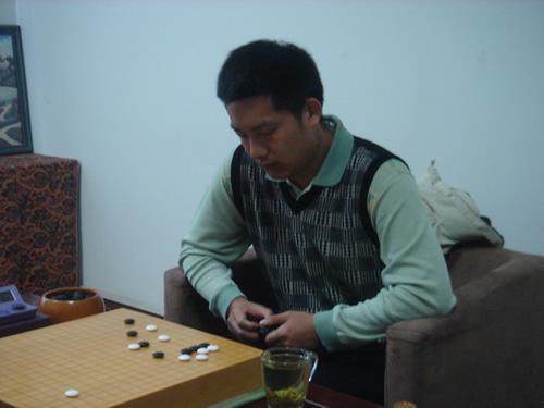 图文-天元战首轮补赛 常昊再次弈出双目外布局
