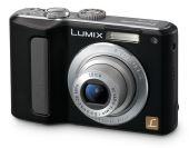松下发布最新家用数码相机LZ8和LZ10