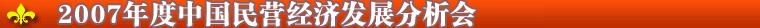 中国民营经济发展形势分析会,搜狐财经