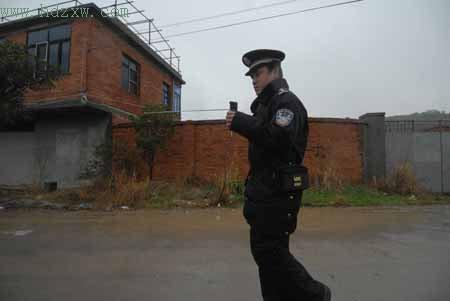福州首次启用烟花爆竹探测仪 仪器不用电源(图
