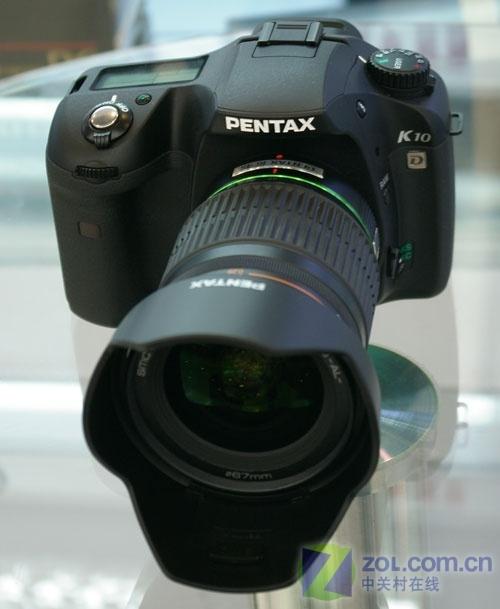 原厂情节 宾得K10D配16-45mm镜头套装