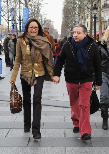 杨紫琼与男友