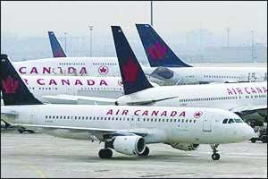 加航波音767-333客机