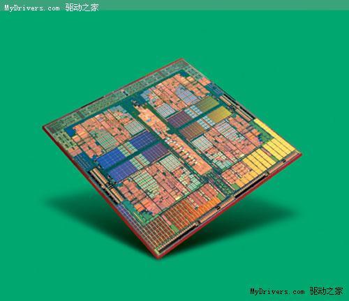 修正版巴塞罗那处理器提前完成