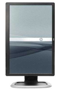 HP L2245w可将屏幕旋转90度
