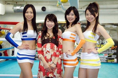 幻灯:日本搏击举牌宝贝私密照