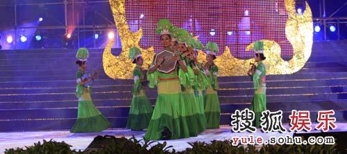 彝族歌舞《月亮女儿》