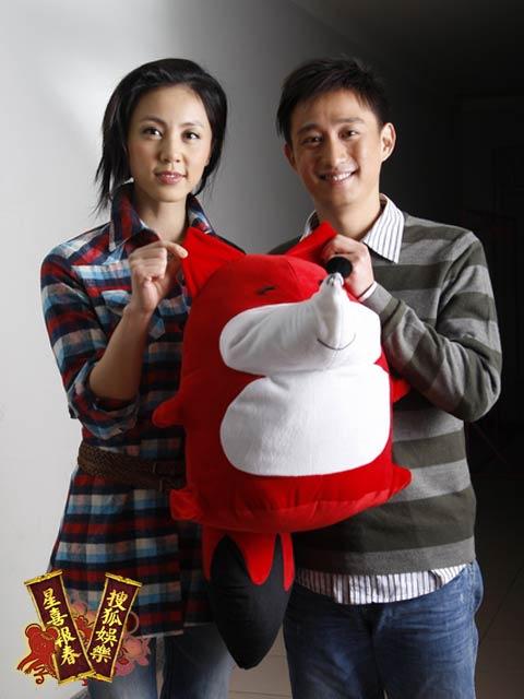 黄磊与孙莉