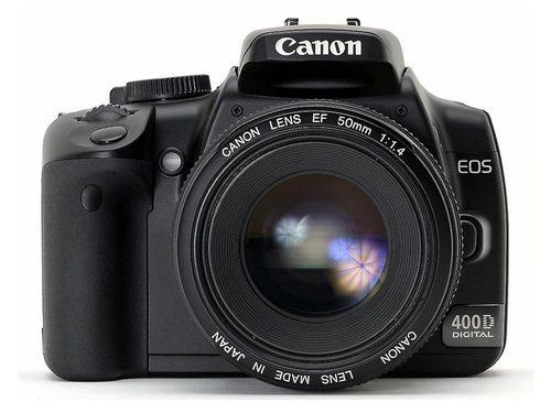 廉价千万像素单反 佳能400D降至新低价