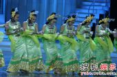 图:北京电视台春晚录制现场精彩图片-40