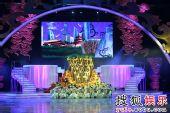 图:北京电视台春晚录制现场精彩图片-47