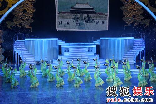 图:北京电视台春晚录制现场精彩图片-51