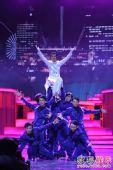 图:北京电视台春晚录制现场精彩图片-65