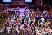图:北京电视台春晚录制现场精彩图片-67