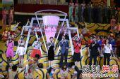 图:北京电视台春晚录制现场精彩图片-70