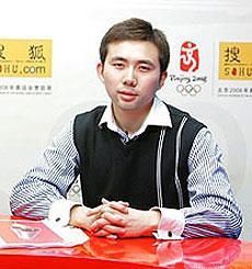 火炬接力延展设计师蔡潇