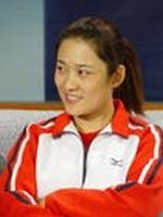 图文:北大奥运冠军 乒乓女将刘伟