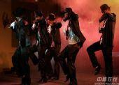 图文:国羽春节联欢晚会 《超越时空的梦想》