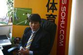 图文:[访谈]实德总经理李明做客 畅谈甩卖前后