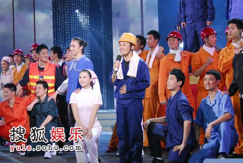 王宝强献唱《农民工之歌》