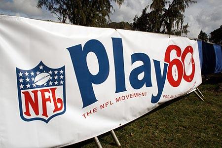 组图:NFL全明星赛嘉年华 NFL全明星赛嘉年华