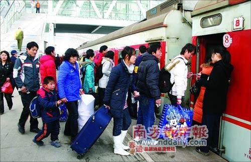 广州站今迎首个返程高峰