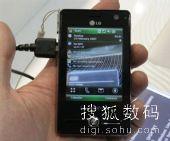 LG发布轻薄型WM智能手机KS20