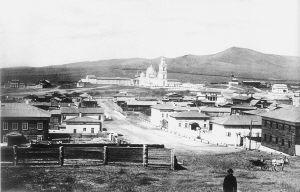 草原茶路上的重镇——恰克图