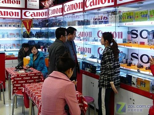 节后市场综述暨中关村市场数码相机报价表